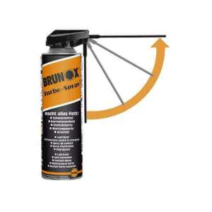 Brunox Turbo-Spray Power Click 500ml