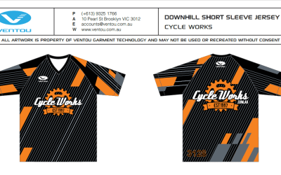 Cycle Works Custom Jerseys