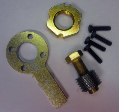 Transmission Output Flange Holder/Puller-1955 To 1995 Twins [SOURCE: Cycle Works]