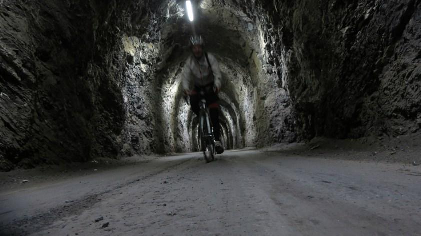 Sanetsch Tunnel:  Light sensors!