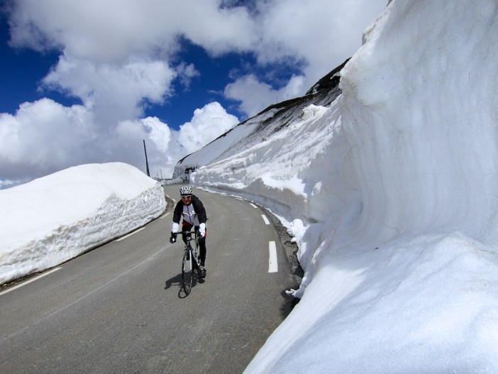 Galibier in May