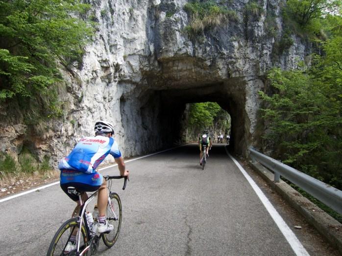 Nice tunnel
