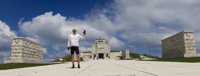 Sacrario militare del monte Grappa