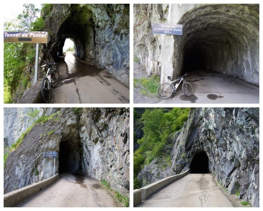 Entrance to 4 Tunnels
