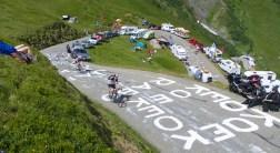 Jens on Tour de France day