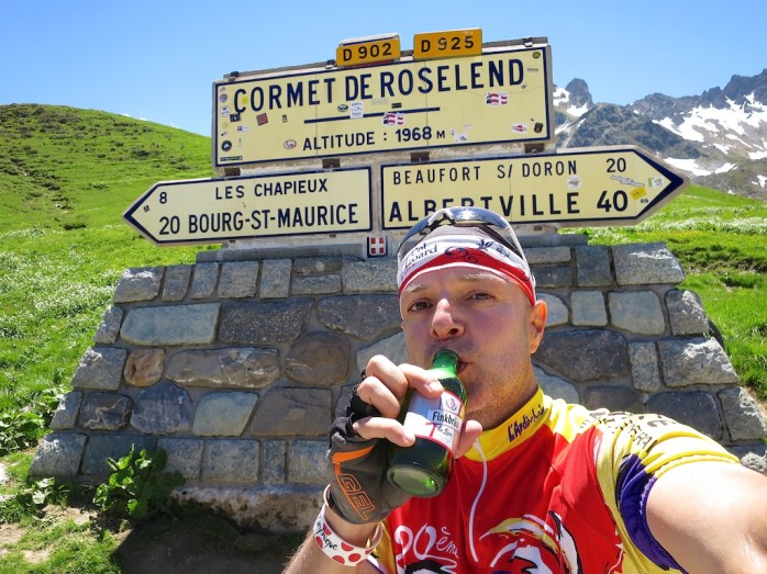 A summit beer
