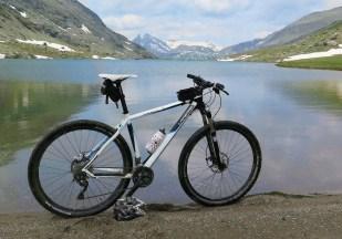Lac de Savine (2447m)