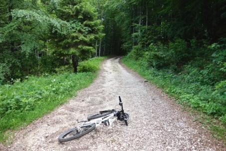 near Col du Mollard