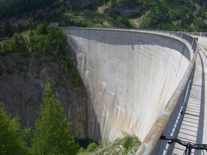 Barrage de Tseuzier