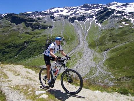 somewhere above Valgrisinche - Val d'Aosta