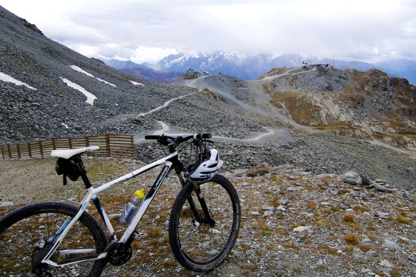 View from Col de Chassoure
