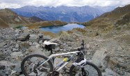 View of Lac from Col de Chassoure