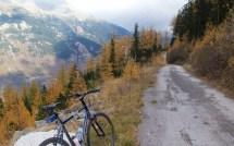 Maurienne Valley below