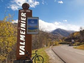 Valmeinier 1800 up ahead