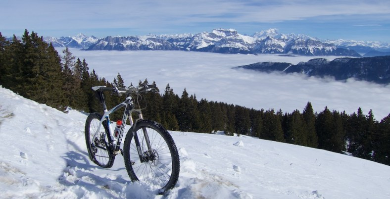 Le Semnoz - Above the Clouds