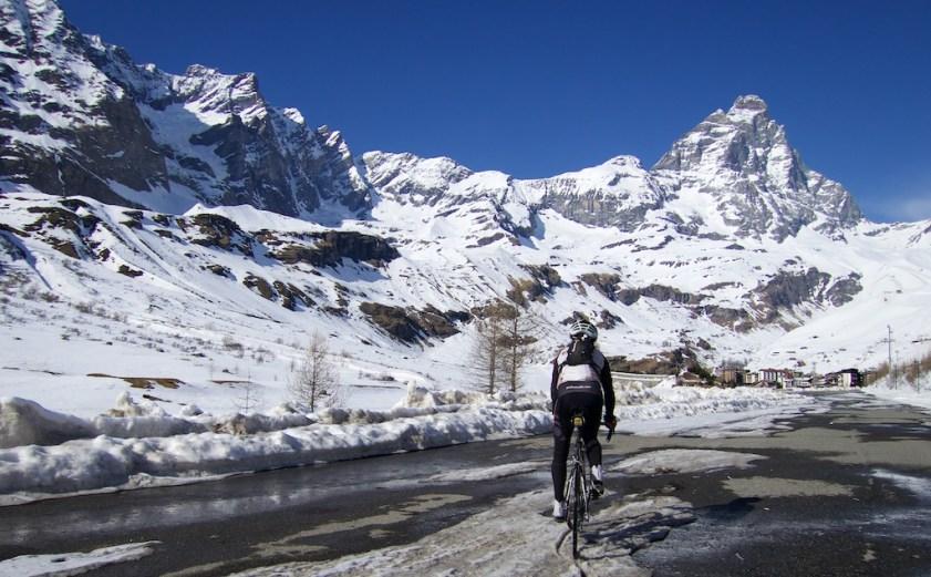 Monte Cervino (the Matterhorn) Italian side