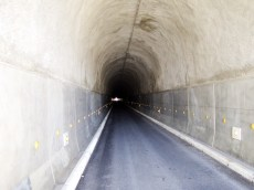 Galibier Tunnel