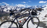 Top of Galibier - view of south side