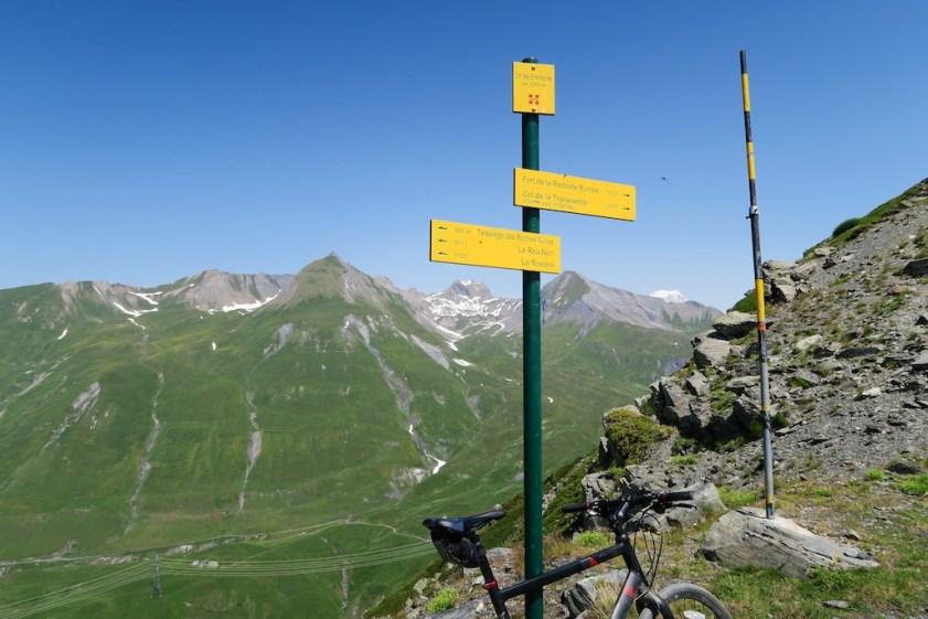Col des Embrasures - 2303 metres