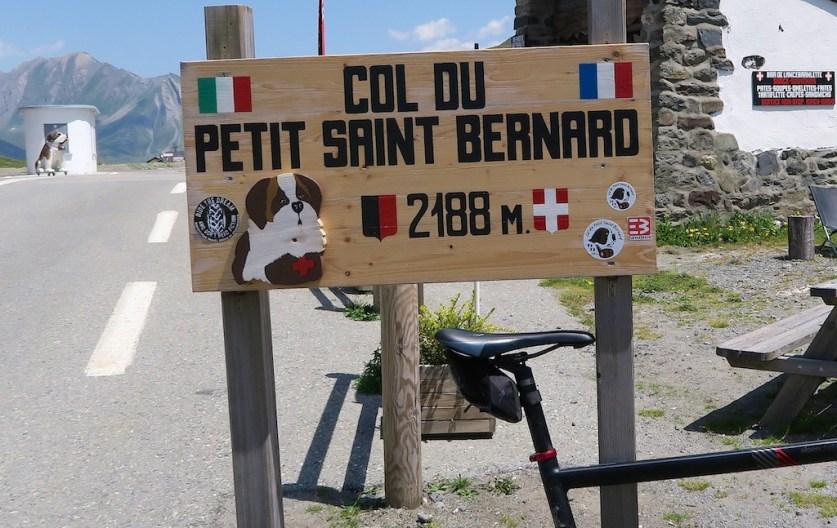 Petit St. Bernard