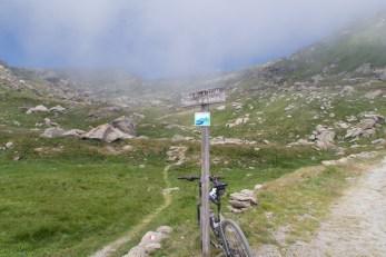 Colle della Vecchia 2480m