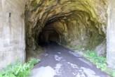 Tunnel to Lac de la Gittaz