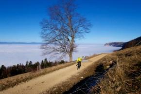 """A favourite """"secret"""" road above Geneva (La Thuile)"""