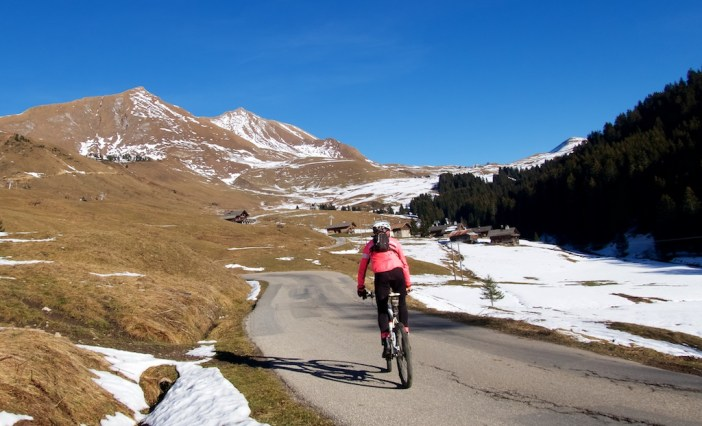 Col des Annes in view above