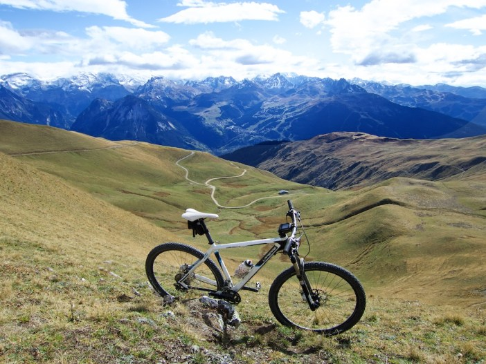 View from Col du Jovet