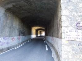 Inside the Tunnels de Fayet