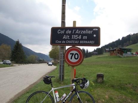 Col de l'Arzelier