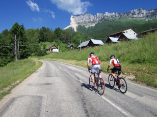3 Canadians in the Chartreuse