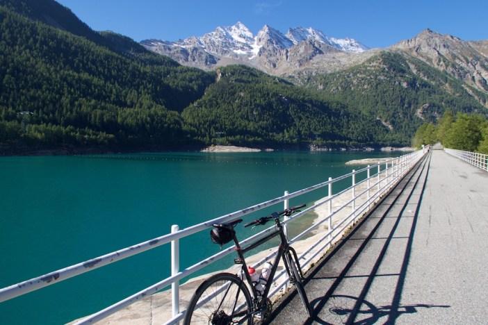 Lago di Ceserole - 1528 metres