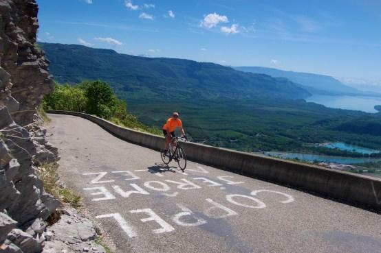 2016 Tour de France Grafitti - Jérôme Coppel!