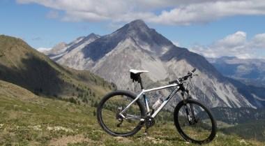 Mont Chaberton views