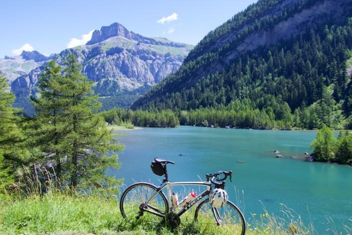 Lac Derborence - 1449 metres