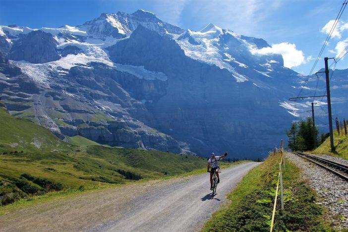 Nearing Klein Scheidegg