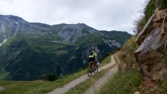 Road to Col du Chal