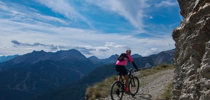 Colle della Rho, Refuge du Mont-Thabor, Col de la Vallée Etroite