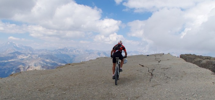 Cycling at the Summit