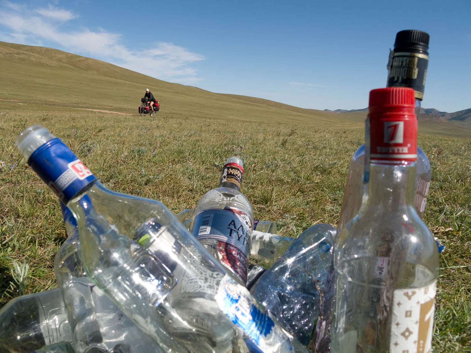 Mongolians like to drink ;-)