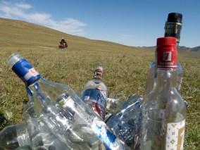Mongolians like to drink ;-)