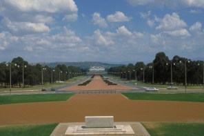 Canberra, Parliamnt House