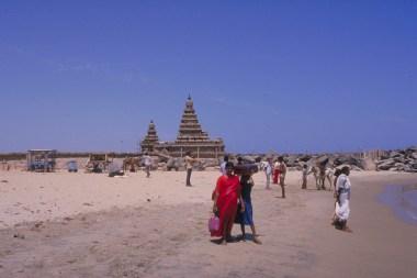 Mahabalipuram, beach temples
