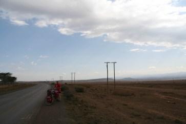 Near Nanyuki