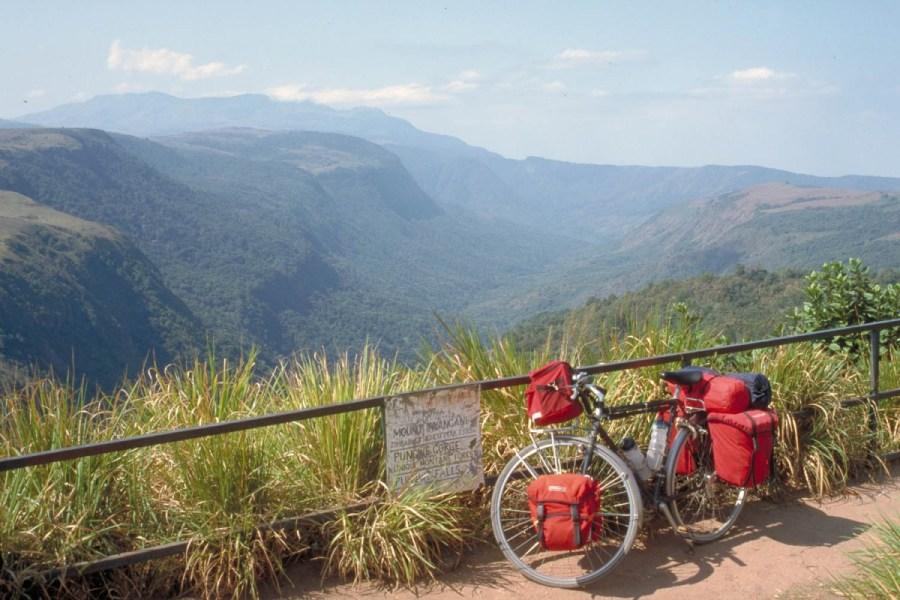 Pungwe gorge