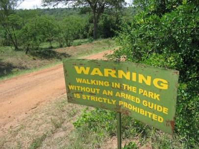 Uganda National Park