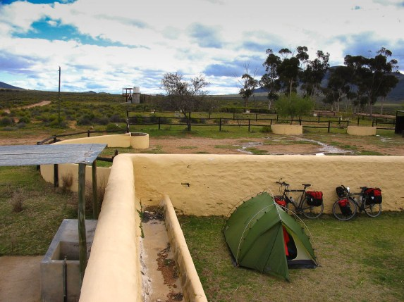 Camping in South Africa