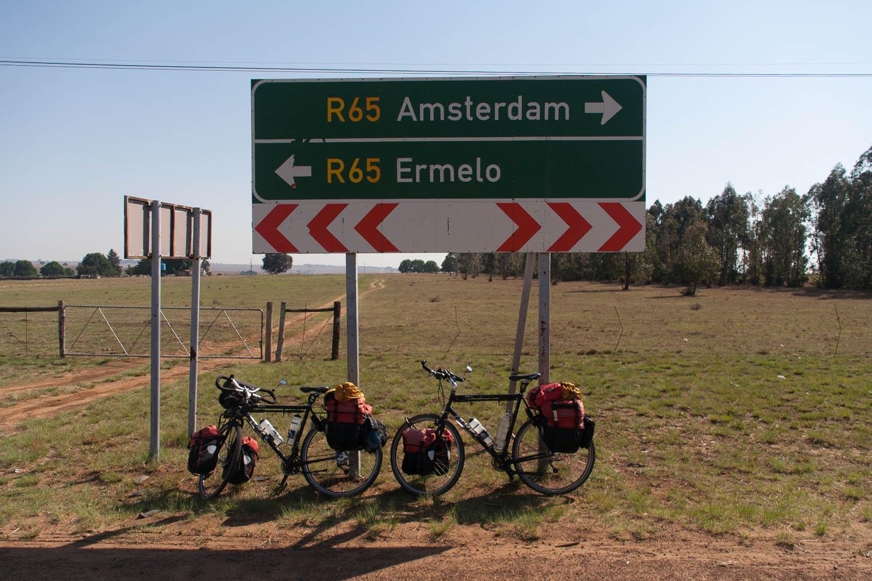 Destination Amsterdam