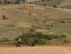 Hard work on the road to Maguga Dam
